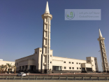 افتتاح جامع الشيخ محمد بن عويض القريقري